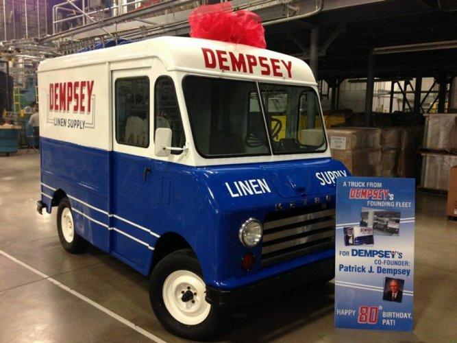 1964 IH Metro Mite - Dempsey Linen Supply