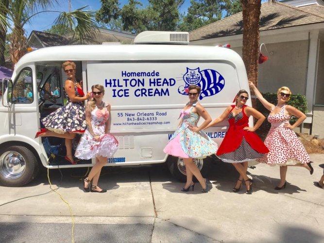 1961 IH Metro - Hilton Head Ice Cream