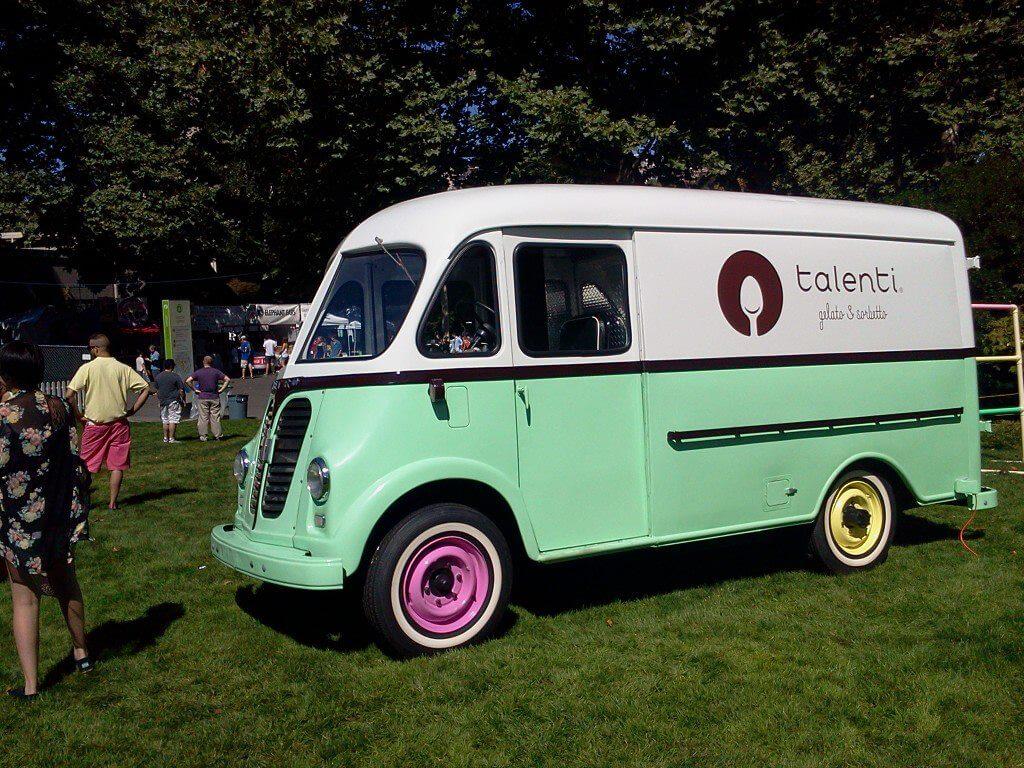 Vintage Step Vans | Mobile Businesses | Pop Ups | Food